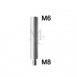 Łącznik dystansowy1106A268x14, M8/M6