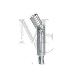 Łącznik dystansowy pochylny1107A268X14