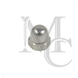 Nakrętka kołpakowa DIN 1587 A2 M8