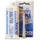 Multibond 3670 (Duo-mix 50ml) poliuretanowy czarny