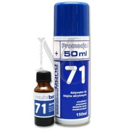 Multibond 71 (200ml) aktywator, spray
