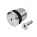 Mocowanie punktowe na dystansie 45 mm, szkło 10-21,52 mm