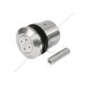 Mocowanie punktowe na dystansie 30 mm, szkło 10-21,52 mm
