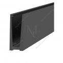 Profil bazowy do pos. 1970AL Black 121x45x2.5m