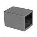 Zaślepka prostokątna 10x10/L23mm