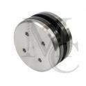 Rotula RPN 34 płaska regulowana ,szkło 8-12 mm