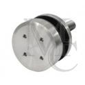 Rotula RPS 34 płaska regulowana ,szkło 8-12 mm