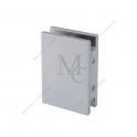 Klamra standardowa TGSC501 szkło - sciana H72 mm