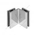 Klamra standardowa TGSC90-GG szkło - szkło 90°