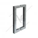 Uchwyt do drzwi, kwadratowy 220 mm,200 mm
