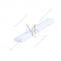 Uszczelka progowa z taśmą adhezyjną 1000 mm x 10 mm, taśma dwustronna