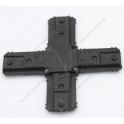 Łącznik krzyżowy czarny